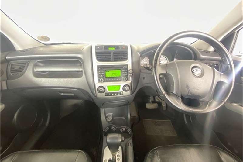 2010 Kia Sportage Sportage 2.0 automatic