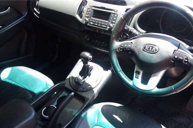 2011 Kia Sportage Sportage 2.0 automatic