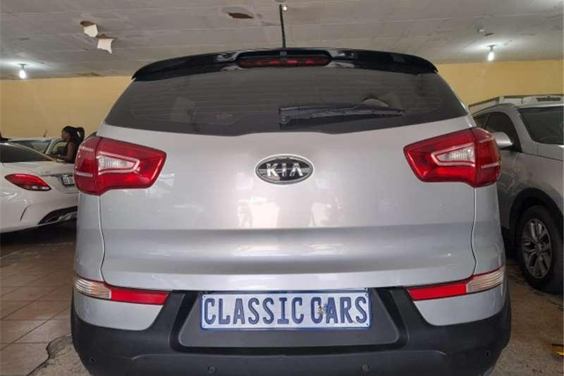 Used 2011 Kia Sportage 2.0 automatic