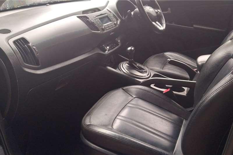 Kia Sportage 2.0 automatic 2012