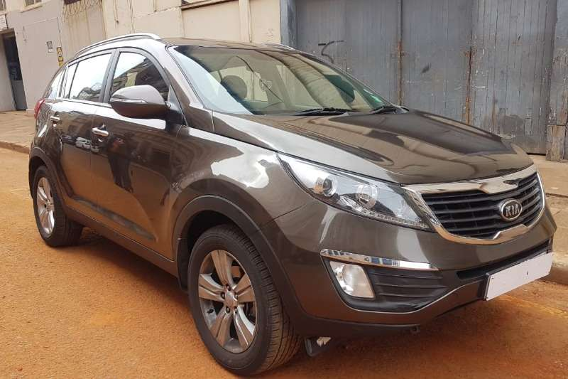 Used 2012 Kia Sportage 2.0 automatic