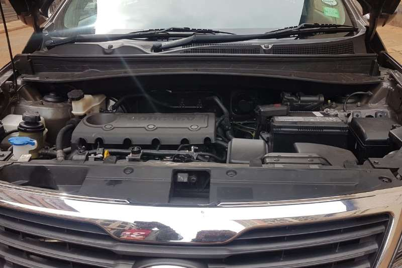 Used 2012 Kia Sportage 2.0 automatic