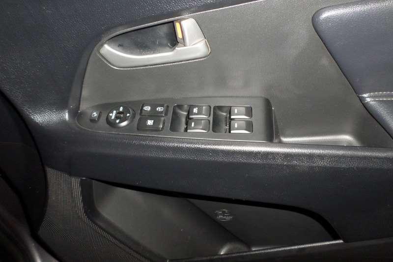 Kia Sportage 2.0 automatic 2013
