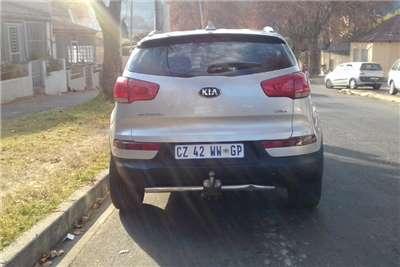Kia Sportage 2.0 automatic 2014