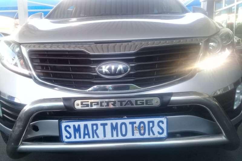 Kia Sportage 2.0 automatic 2016