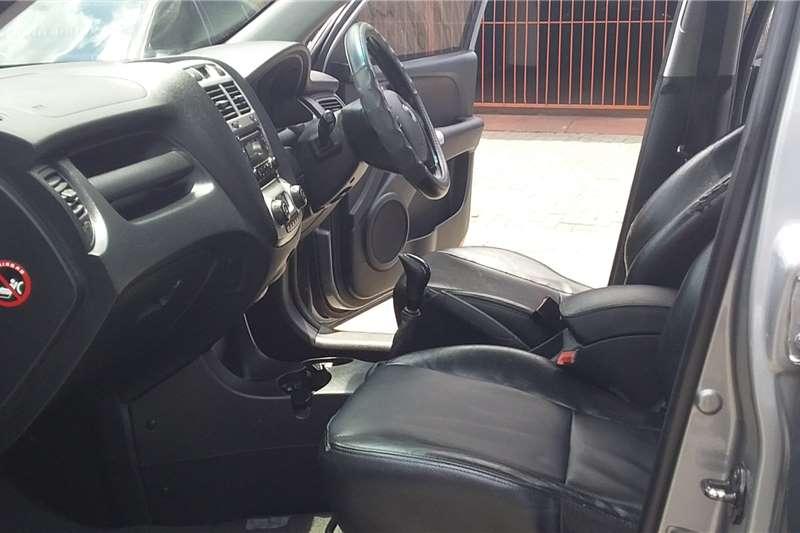 Kia Sportage 2.0 AWD 2006
