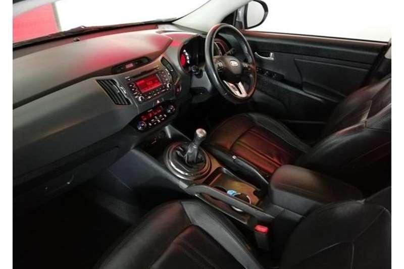 Kia Sportage 2.0 AWD 2011