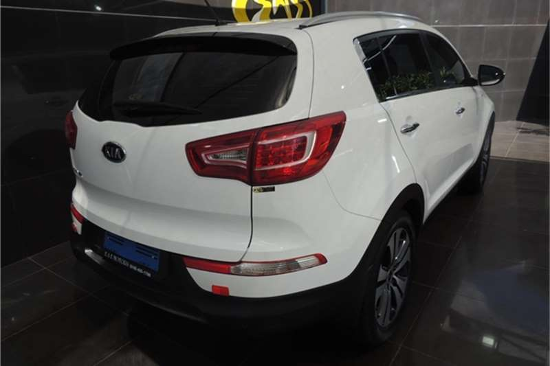 Used 2011 Kia Sportage 2.0 AWD