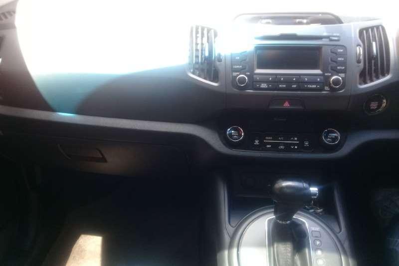 Kia Sportage 2.0 AWD 2012