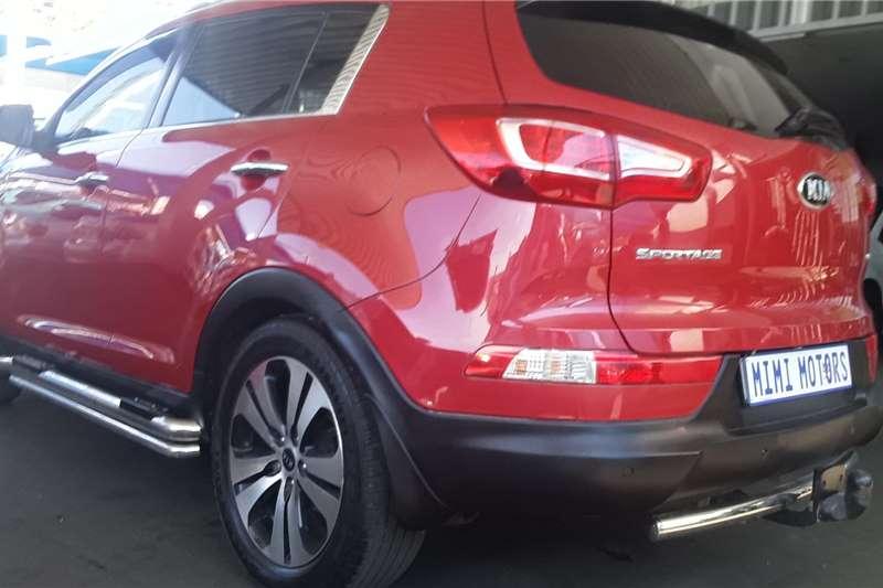 2014 Kia Sportage Sportage 2.0 AWD