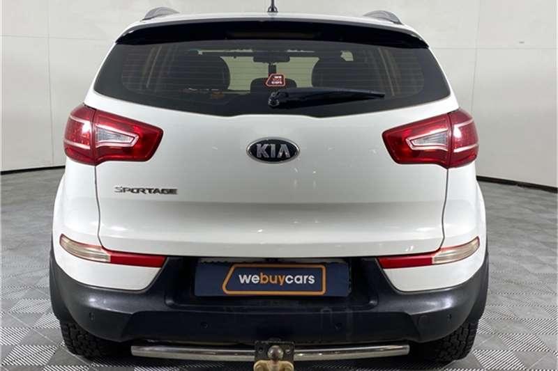 Used 2012 Kia Sportage 2.0 AWD auto