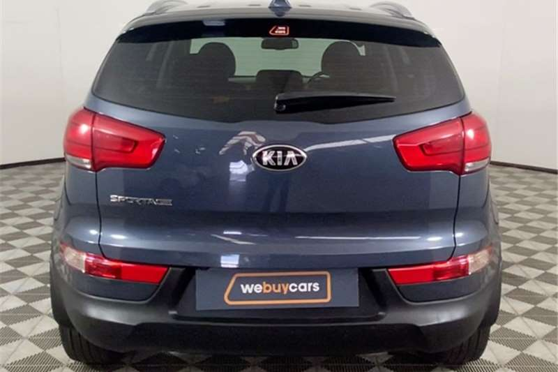 Used 2016 Kia Sportage 2.0 AWD auto