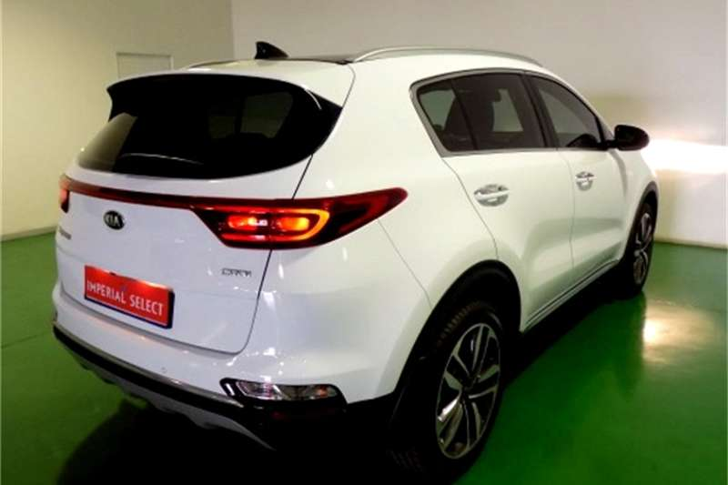 Kia Sportage 2.0 CRDi EX+ A/T 2019