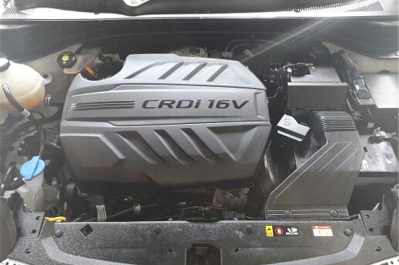 Kia Sportage 2.0 CRDi EX A/T 2019