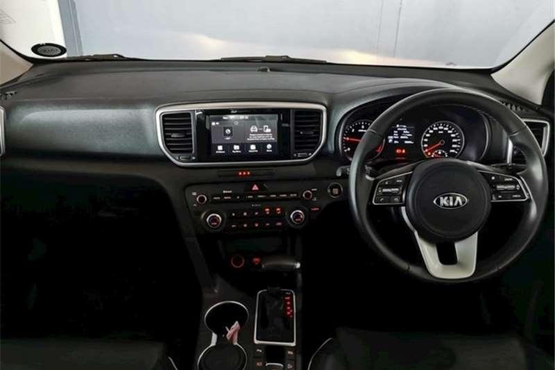 Used 2019 Kia Sportage SPORTAGE 2.0 CRDi EX A/T