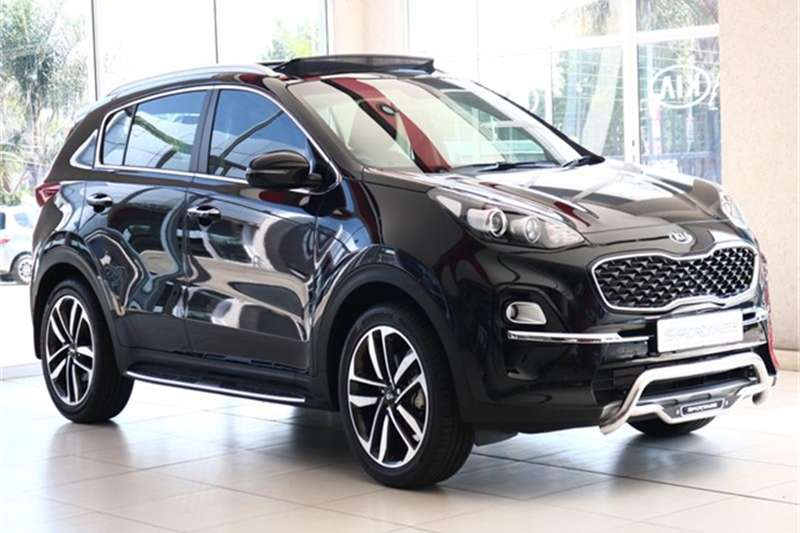 Kia Sportage 2.0 CRDi EX+ A/T 2020