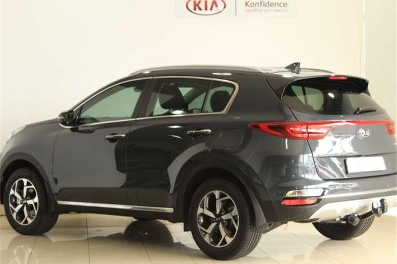 Kia Sportage 2.0 CRDi EX A/T 2020