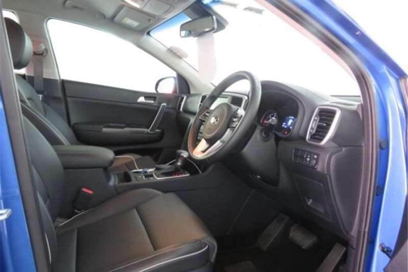 Kia Sportage 2.0 CRDi EX A/T 2021