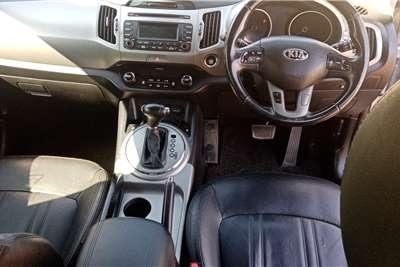 2015 Kia Sportage SPORTAGE 2.0 CRDi EX A/T AWD