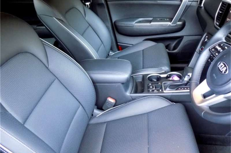 Kia Sportage 2.0 CRDi EX A/T AWD 2019