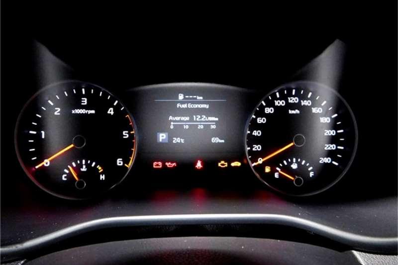 Kia Sportage 2.0 CRDi EX A/T AWD 2020