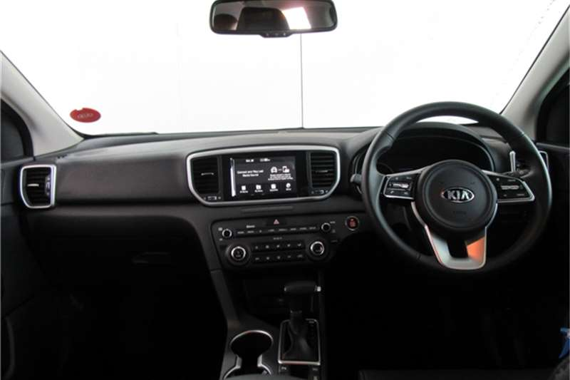 Used 2020 Kia Sportage SPORTAGE 2.0 CRDi EX A/T AWD