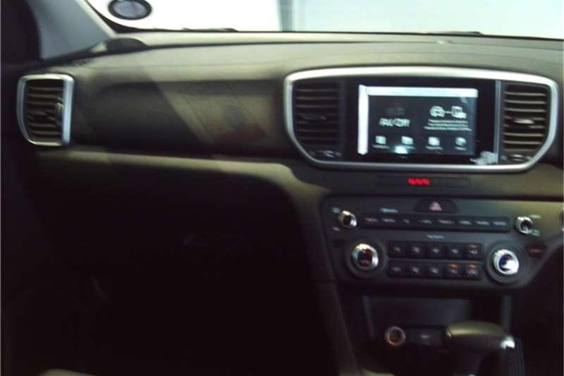 Kia Sportage 2.0 CRDi EX A/T AWD 2021