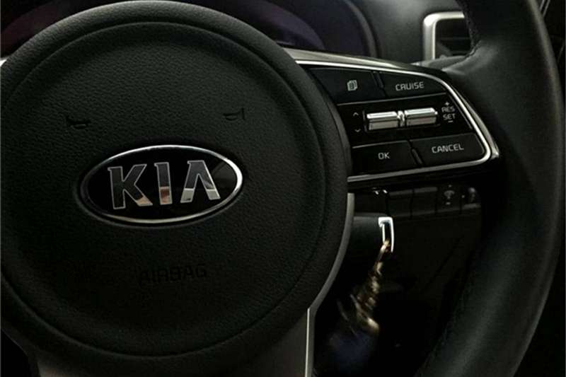 Kia Sportage 2.0 CRDi IGNITE + A/T 2019