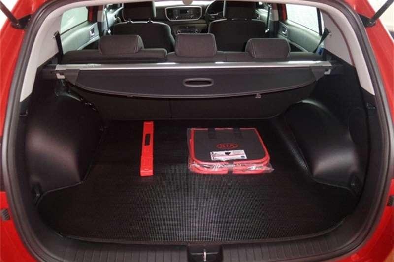 Kia Sportage 2.0 CRDi IGNITE + A/T 2020