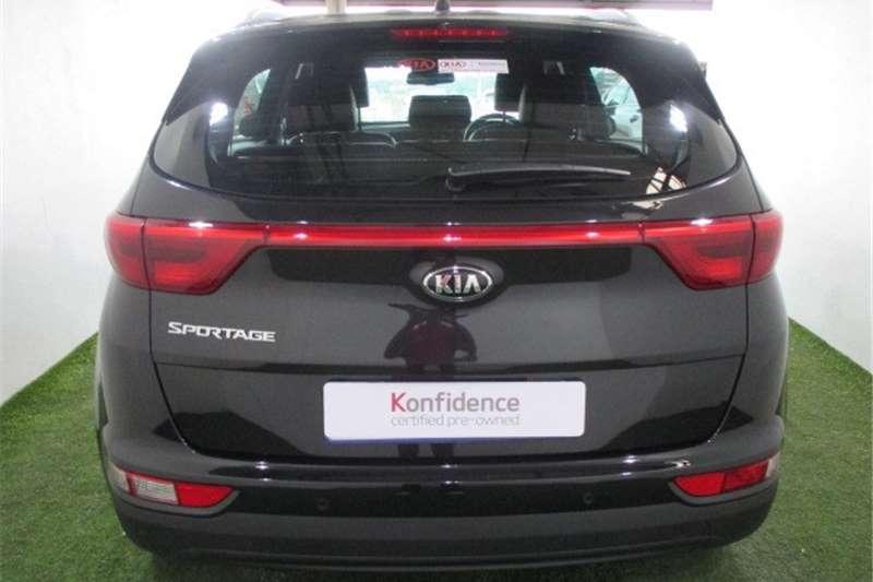 Kia Sportage 2.0 EX 2018