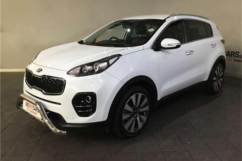 Kia Sportage 2.0 EX+  A/T 2018