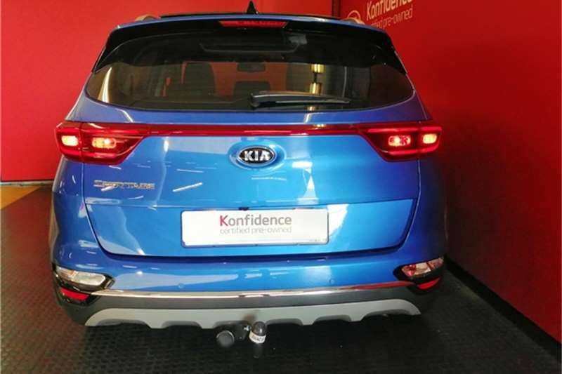 Kia Sportage 2.0 EX+  A/T 2019