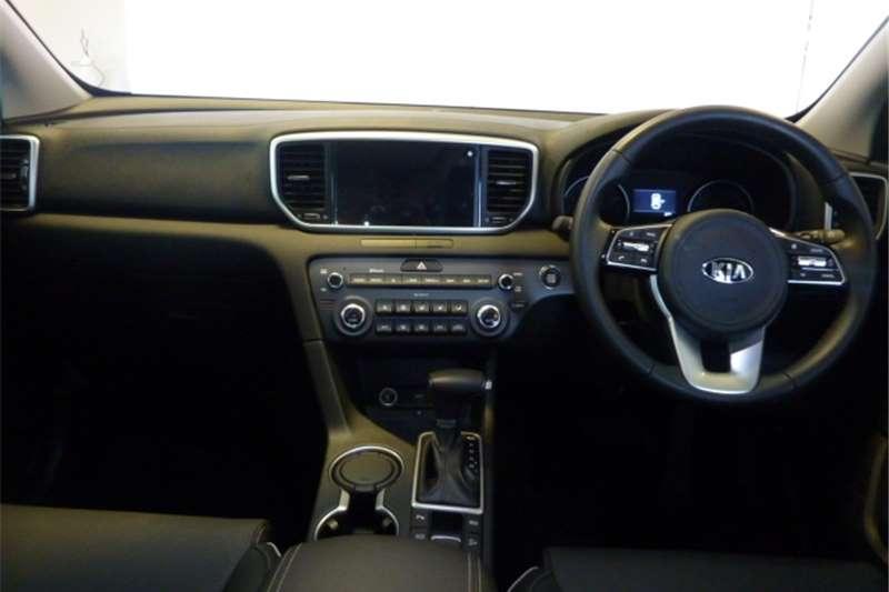 Kia Sportage 2.0 EX+  A/T 2020