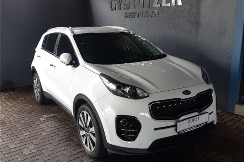 Kia Sportage 2.0 EX AT 2018