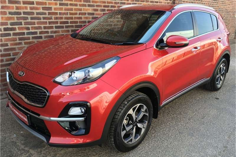 Kia Sportage 2.0 EX AT 2019