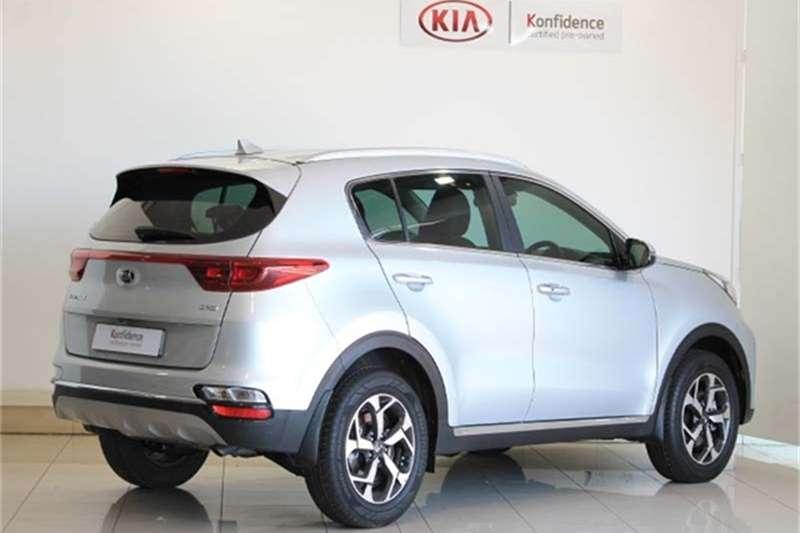 Kia Sportage 2.0 EX AT 2020