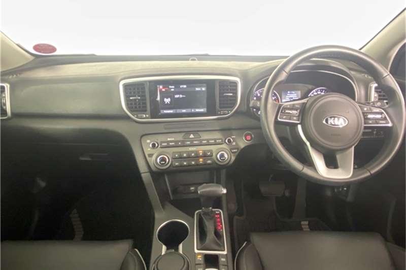 Used 2020 Kia Sportage SPORTAGE 2.0 EX AT