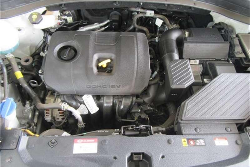 Kia Sportage 2.0 EX AT 2021