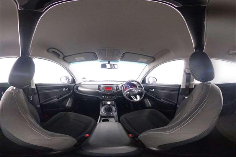 Used 2012 Kia Sportage 2.0 Ignite