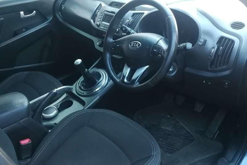 Used 2013 Kia Sportage 2.0 Ignite