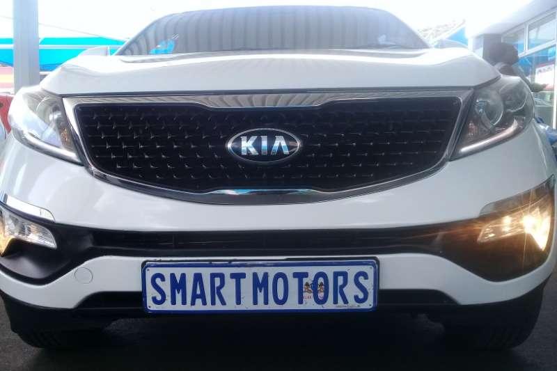 Kia Sportage 2.0 Ignite 2014