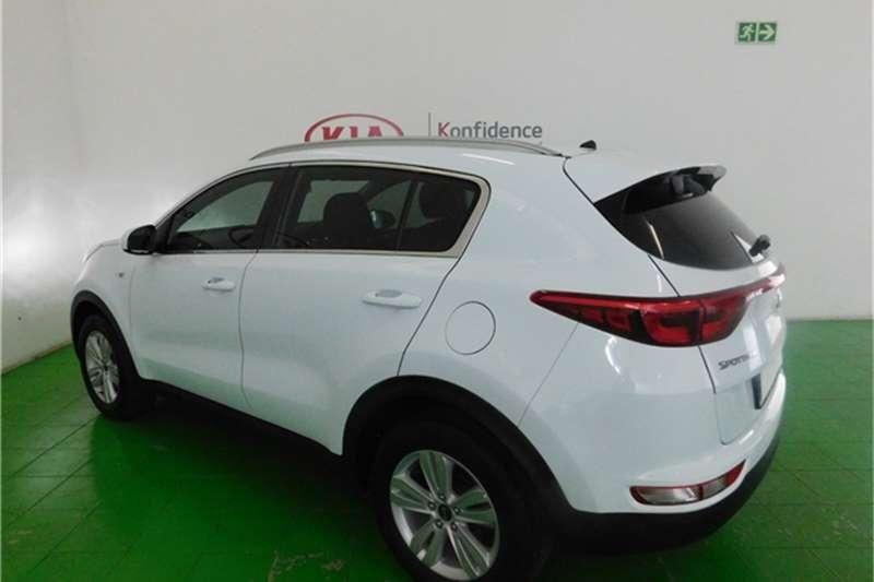 Kia Sportage 2.0 Ignite 2018