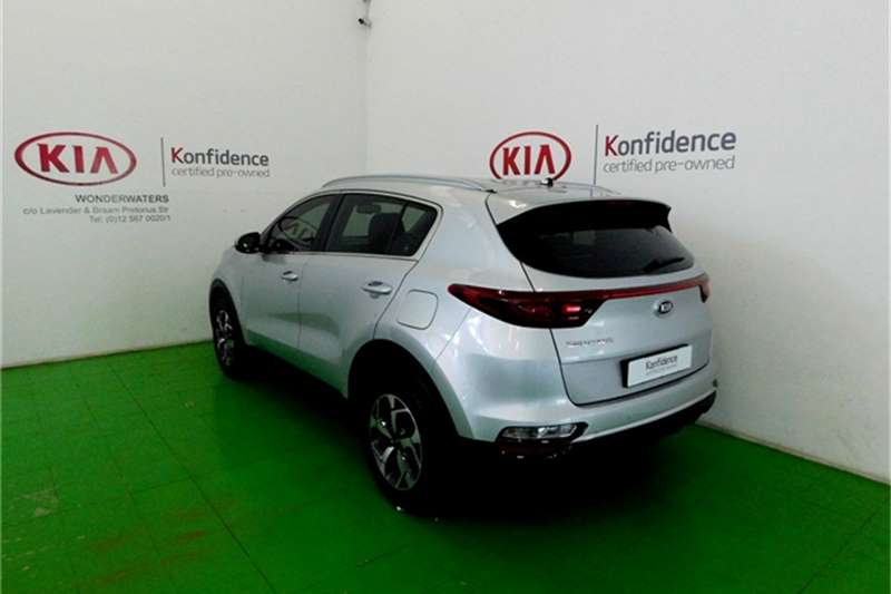 Kia Sportage 2.0 IGNITE + 2020