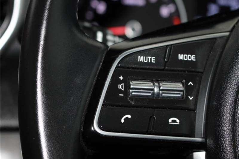 Kia Sportage 2.0 IGNITE + A/T 2019