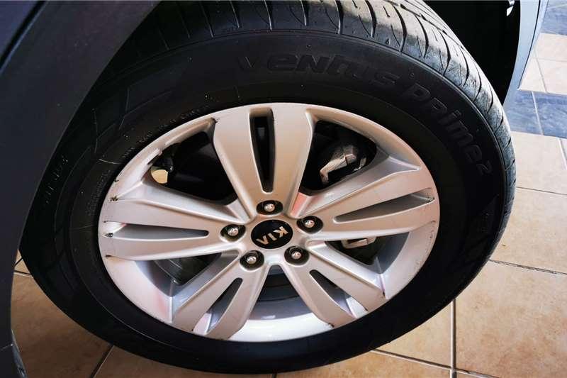 Used 2017 Kia Sportage 2.0 Ignite auto