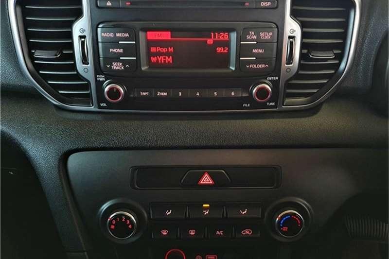 2017 Kia Sportage Sportage 2.0 Ignite auto