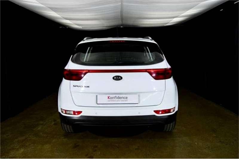 Kia Sportage 2.0 Ignite auto 2018