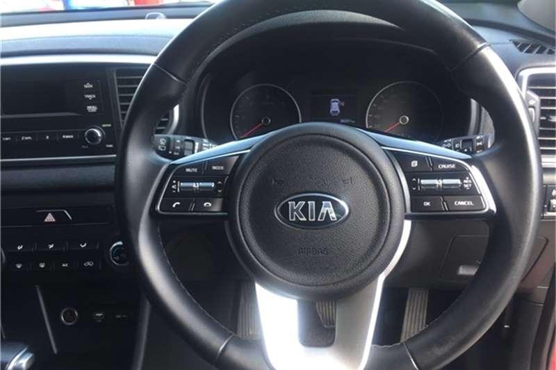 Kia Sportage 2.0 Ignite auto 2019