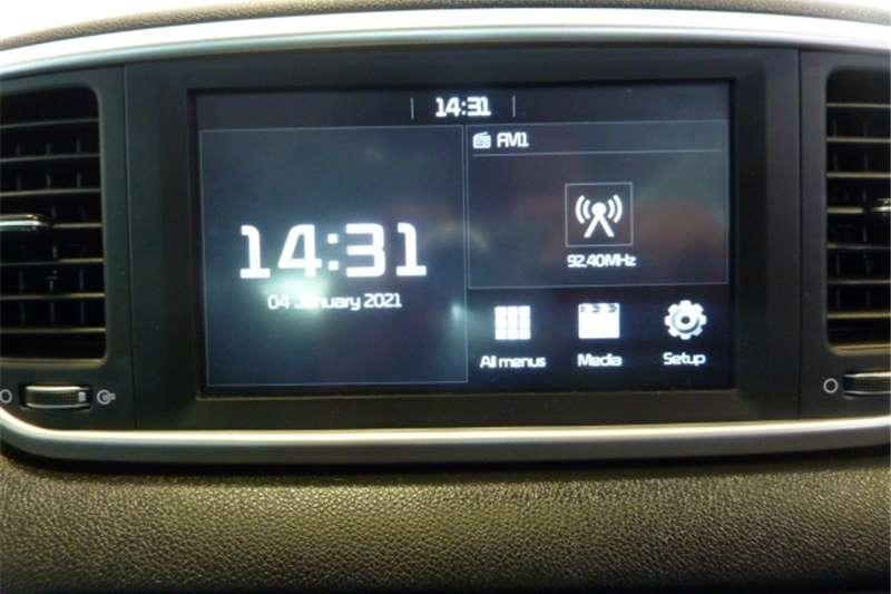 Kia Sportage 2.0 Ignite auto 2020