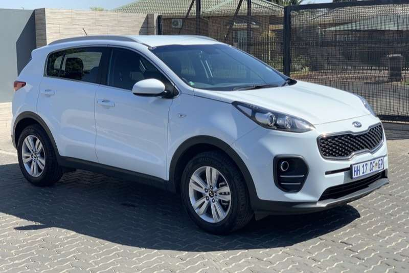 Kia Sportage 2.0 Ignite Plus auto 2018
